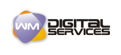 WM Digital Services: Online muziekdistributie: iTunes, Spotify, Deezer, Google Play Music logo